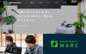 株式会社MAISON MARC