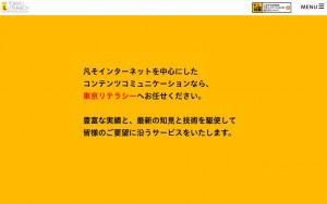 株式会社東京リテラシー