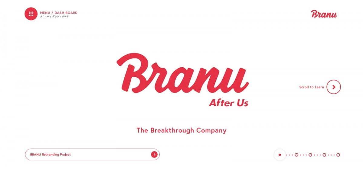 BRANU株式会社の制作情報 | 東京都港区のホームページ制作会社 | Web幹事