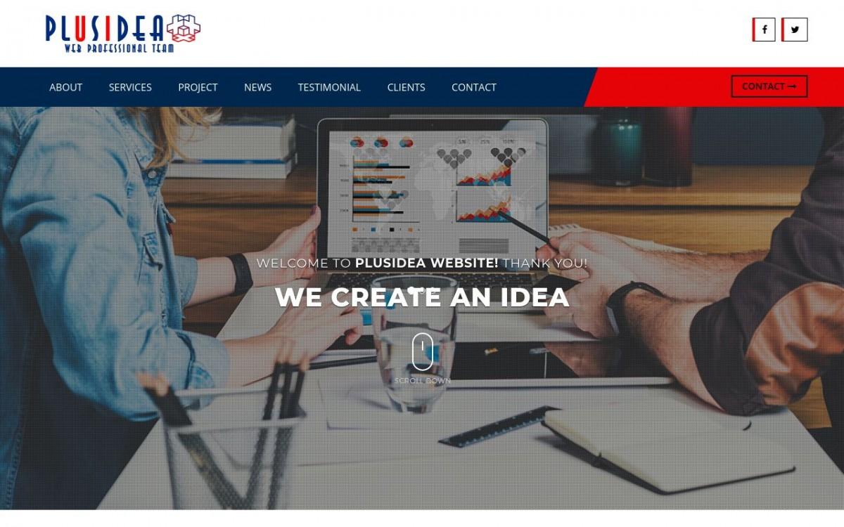 株式会社PLUSIDEAの制作実績と評判 | 東京都世田谷区のホームページ制作会社 | Web幹事