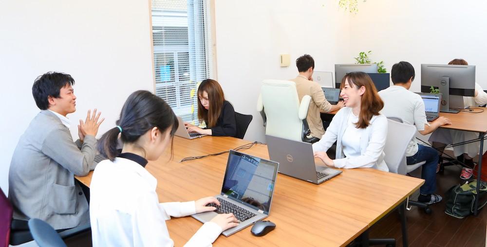 株式会社TONOSAMAの社内風景