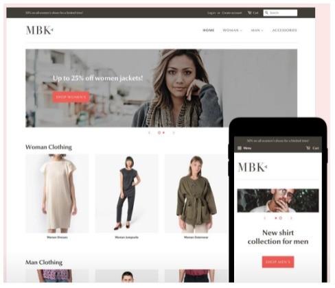 Shopifyのデザインや機能