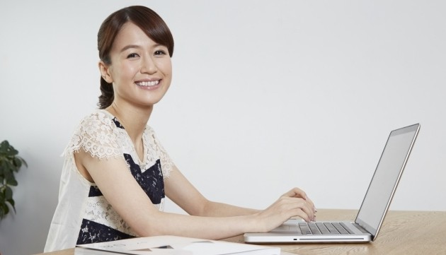 女性向けサイトデザイン