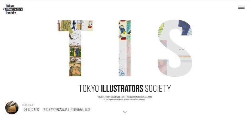 TOKYO ILLUSTRATORS SOCIETY