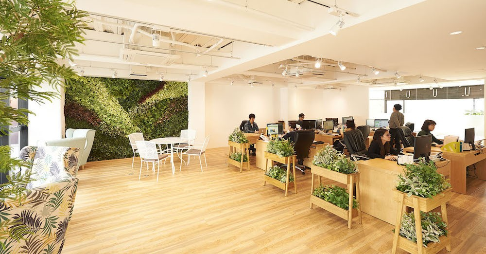 株式会社ネオインデックス_オフィス風景