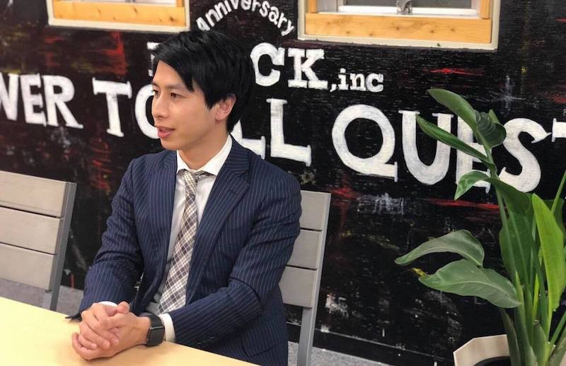 執行役員兼Web制作事業部統括山崎さん