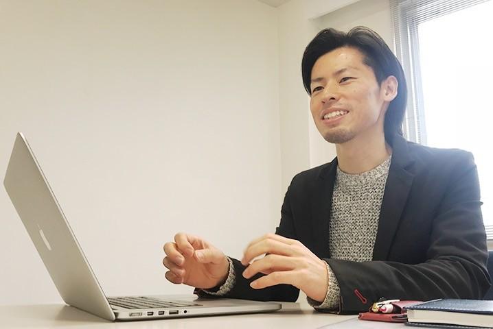 ソーイ株式会社代表インタビュー | 東京都新宿区で集客に強いホームページ制作会社