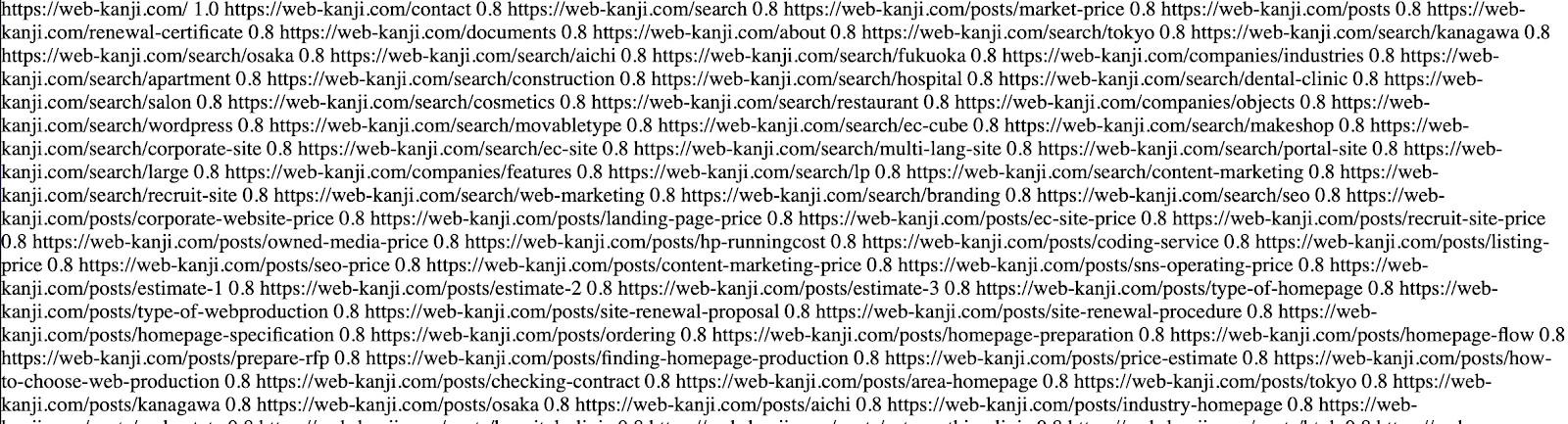 sitemap.xml Editor_5