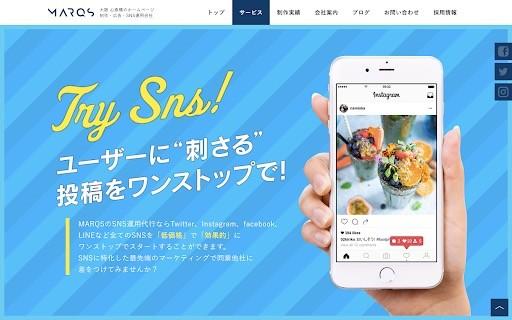 大阪・京都のSNS運行代用会社1